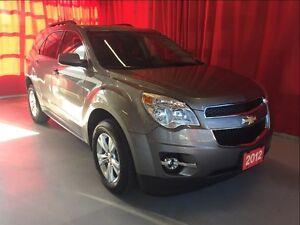 2012 Chevrolet Equinox 2LT FWD LEATHER NAVIGATION