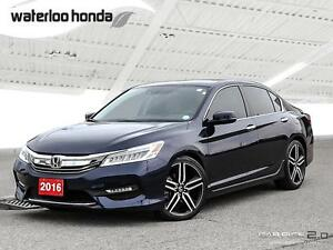 2016 Honda Accord Touring Sold Pending Delivery...Back Up Cam...