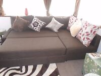 Sofa Bed suitable for caravan