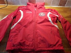 Poole Town FC training jacket (junior)