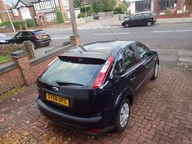 Ford Focus 1.4 Studio on a 2006 (56), 96k miles, 1 Former Keeper £1195 ovno