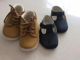 Baby Pram Shoes 6 Months Brand New