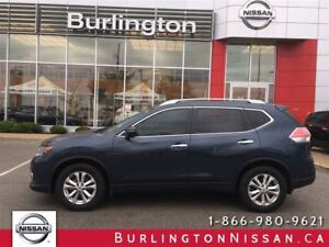 2015 Nissan Rogue SV, FWD, ACCIDENT FREE & 14, 000 KM'S !