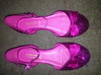 Girls Monsoon shoes size 2