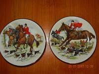 Wood & sons Burslem pin dishes