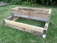 Raised bed/wooden planter frame