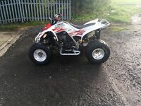 ROAD LEGAL QUAD YAMAHA RAPTOR 660 700