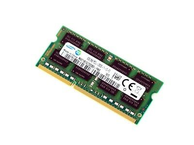 Samsung 8GB DDR3 SDRAM SO-DIMM RAM Arbeitsspeicher PC3L-12800S CL11 1,35V 2Rx8 - S 1 Sodimm Speicher
