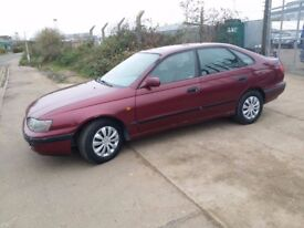 LHD TOYOTA Carina E , we have more left hand drive ---15 cheap cars on stock---