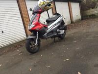 Gilera Runner VXR 200 2005 full engine rebuild