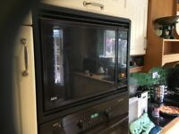 AEG INTEGRATED OVEN , AEG INTEGRATED MICROWAVE