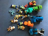 Bob the Builder vehicles and figures