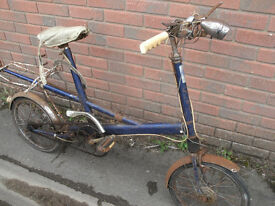 Moulton Project Bike