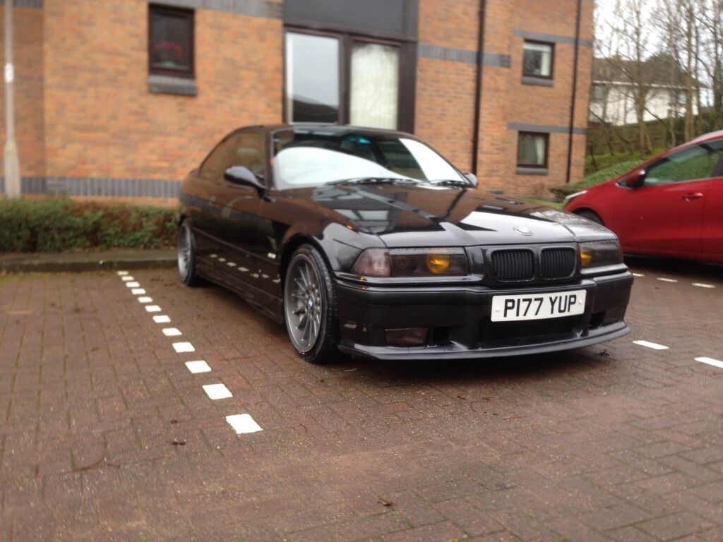 bmw e36 328i m sport coupe 1997 in paisley renfrewshire gumtree. Black Bedroom Furniture Sets. Home Design Ideas