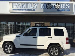 2008 Jeep Liberty Sport RARE SKYVIEW ROOF!