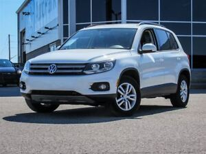 2014 Volkswagen Tiguan 2.0L TSI|6 Speed Manual