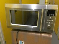 Kenwood Microwave 850w Stainless Steel (with instructions)