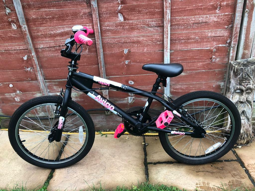Avigo Girls Bike 16 Inch Wheel In Whitchurch Bristol Gumtree