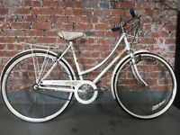 Raleigh Caprice ladies step-over bicycle Sturmey Archer 3 speed £100