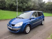 RENAULT GRAND SCENIC DYNAMIQUE 12 MONTHS M.O.T
