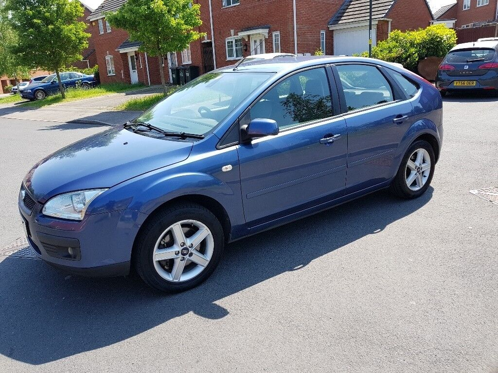 2005 FORD FOCUS 1.9LTRS DIESEL MANUAL £698 NO LAST PRICE NO SWAP CASH ONLY