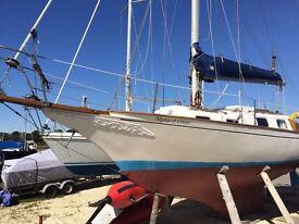 'Mystic of Cowes' - a beautiful Nantucket Clipper