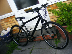 "MARIN 26"" WHEEL BIKE WITH FITTED SPEEDO 16"" FRAME IN GREAT WORKING CONDITION"