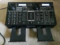 Dj Cd USB mixer