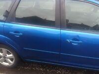 Ford Focus swap for van