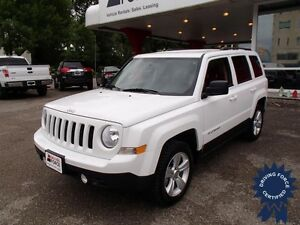 2014 Jeep Patriot North Edition 5 Passenger, 4WD, 2.4L Gasoline