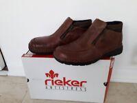 Mens Rieker Shoes