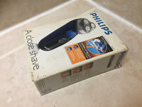Philips electric Electric Shaver HQ645 shaving shaver with trimmer clipper on reverse side