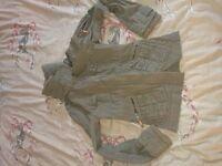 Womens superdry jacket in medium
