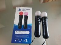 Playstation Move Boxed as New