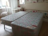 3ft guest bed with bed under ( Trundle )