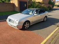 2002 Mercedes-Benz Clk 200 Kompressor Amg Convertible Manual Rare