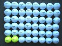 48 Titleist golf balls in very good condition, velocity, dt solo, trusoft, tour distance