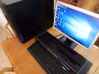 """Acer AL1916w - LCD monitor - 19"""" POWER CABLE AND VGA INCLUDED"""