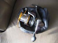 Lj900 size Fixed spool reel Brand new in it's bag