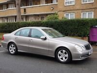 MERCEDES E220 CDI 2005 AUTOMATIC, TOP OFF THE RANGE MODEL, IN OUTSTANDING CONDITION THROUGHOUT,