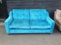 fabric 3 seater