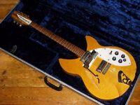Rickenbacker 336/12 convertible semi acoustic 1968