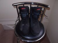 Motorcycle shoes Gericke brand size 45