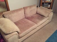2 Sofas - Very Good Condition