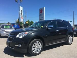 2010 Chevrolet Equinox LTZ AWD ~Rear Video ~P/H/Leather ~Power S