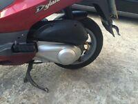 Honda Dylan 125cc Engine