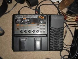 Roland GR20 Guitar synthesiser; make your guitar into a versitile synth.