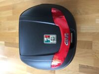 Box for Honda CBF 125 bike