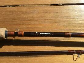 "Pflueger Summit graphite 8'6"" fly fishing rod"