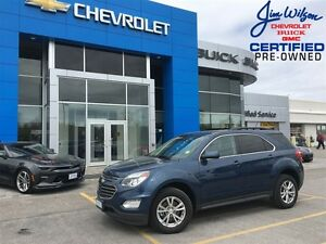2016 Chevrolet Equinox LT AWD 4CYL ROOF NAV POWER LIFTGATE!!!